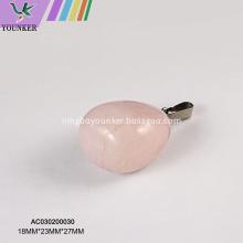 Mix Shape Charm Natural Gemstone Pendant
