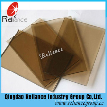 Reliance Dark Bronze Tinted Glass with Competitive Price