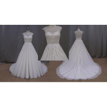 Kleid Long Tail Brautkleider