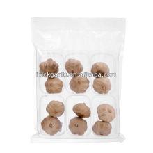 Высококачественный и популярный органический ферментированный черный чеснок 500г / мешок
