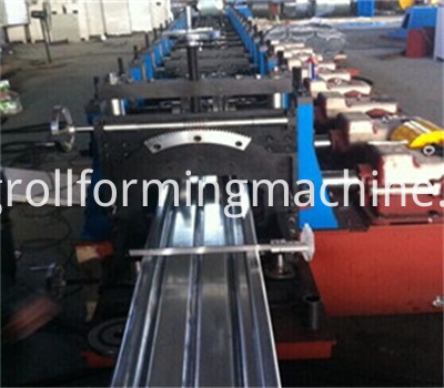 Automotive Anti-collision Beam Machine