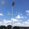 60w integró todo en uno luces de calle solares