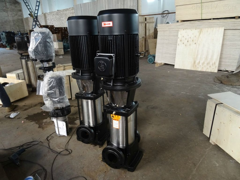 CDLF vertical stainless steel multistage centrifugal pump 1