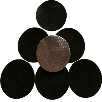 Tapis ignifuge réutilisable encensoir tapis attrape-cendres
