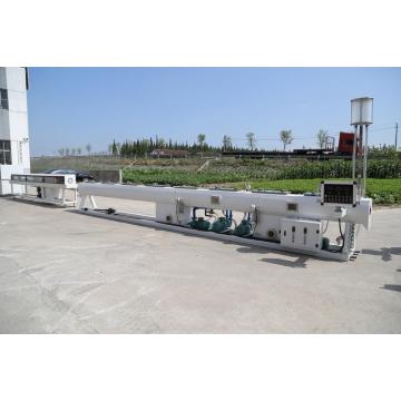 PPR-Rohr 4-Schicht-Extrusionsproduktionslinie