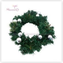 Dia38 X-Mas Pendant Ornamentos Grinalda de Natal Artificial
