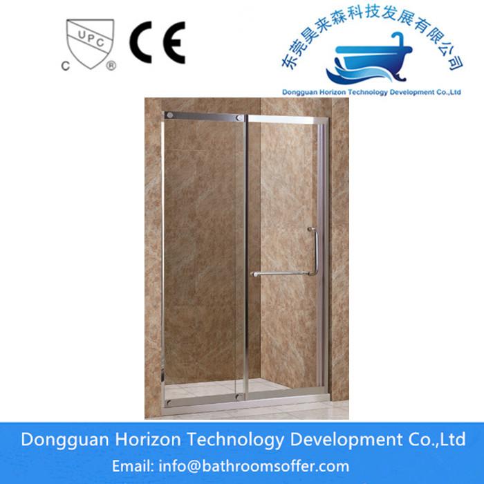 steam shower doors