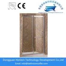 Luxury glass enclosures steam shower doors