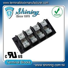 TGP-050-04JSC Plug In Aluminum 3 Wire 600V 50A RoHS Terminal Block