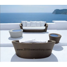 Outdoor/ Garden/ Patio Round Sofa (6027)