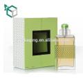 Elegant Package Hot Stamping Embossing Perfume Paper Box