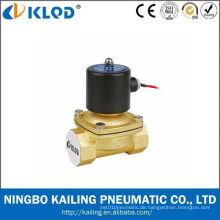 Niedriger Preis 2W Serie AC220V Wasser Magnetventil