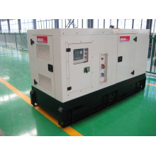 100kVA /80kw Famous Brand Diesel Silent Generator Set with Perkins Engine