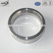 ASME CS / 304/316 R / RX / BX anillo de metal plano oval / octogonal