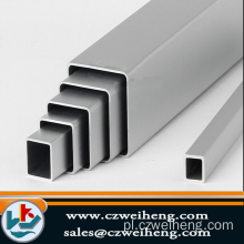 Producent rur stalowych 8 DPBD Q215 80 * 80 mm Pre-galvanized placu Steel Pipe