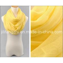 100 % hohe Twist Polyester Voile Stoff