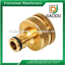 Brass Forged Female Garden Hose Swivel Fitting Quick Connector