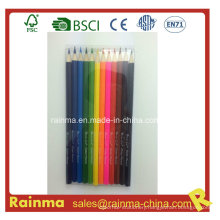 "12colors 7""Wooden Color Pencil in PVC Box Packing"
