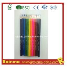 """Галактики 12colors 7""""деревянные цветной карандаш в ПВХ упаковке"""
