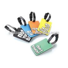 Plastikgummi-Gepäckanhänger
