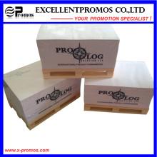 Paleta de madera Notas Bloc de notas adhesivas para la promoción (EP-P7158)