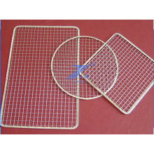 High Quality Stainless 304 Round Wire Mesh Barbecue Netting