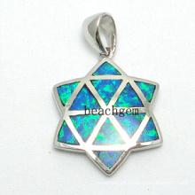 Moda colgante de joyería de Opal (YP000572)
