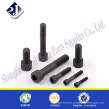 hex socket head screw black grade 8.8