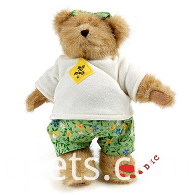 beach bear with t shirt