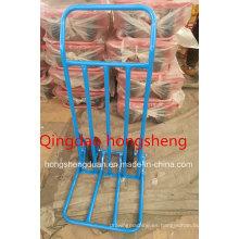 Carretilla de mano de acero Warehouse Ht1020