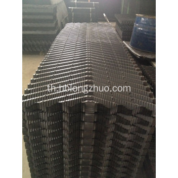 PVC Filler สำหรับ Cooling Tower บรรจุ Offset Cooling Tower