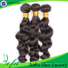 High Quality Natural Human Malaysian Hair with Competitive Price