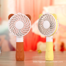 Bear Fan Mini Portable Handheld Fan for Travel