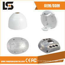 Dome-Kameragehäuse aus Aluminium-Druckguss