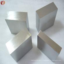99.95% pur 1kg cube de tungstène à vendre