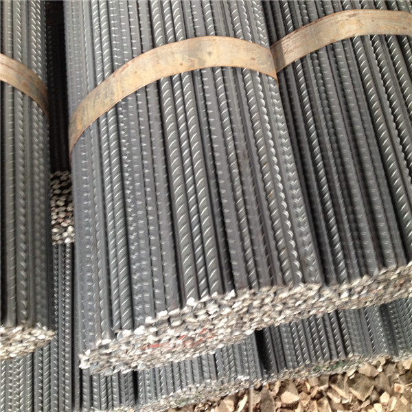 HRB400 Grade deformed steel bar for construction