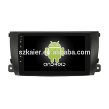 Octa core! Android 8.1 car dvd for ZOTYE T600 with 9 inch Capacitive Screen/ GPS/Mirror Link/DVR/TPMS/OBD2/WIFI/4G