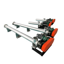 máquina de tornillo de tubo único de alto rendimiento para minería de oro