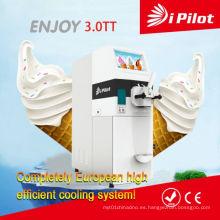 Máquina italiana del helado