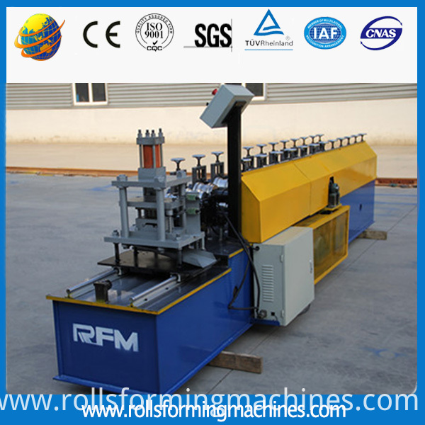 Shutter door roller shutter garage door roll forming machine