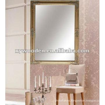 wood framed wall mirror decorative full length mirror mirror work wall hanging