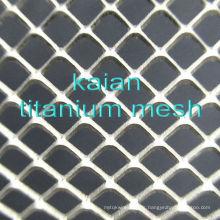 Anode Titanium maille en tissu expansé, tissé, perforé ---- usine de 30 ans