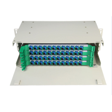 4u ODF Rack Mount Box Terminal Fiber Optik