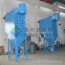 FORST Cartucho de filtro de polvo / Industrial Air Dust Collector para la India Ventas