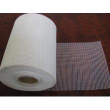 Tissu en fibre de verre renforcé / tissu de fibre de verre résistant aux alcalis / fibre de verre