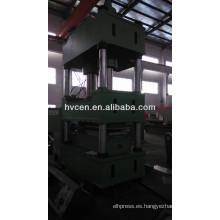Máquina de prensa hidráulica de cuatro columnas Y32-1000