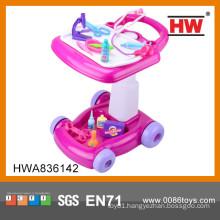 2015 Best Selling Preschool Indoor Toys Plastic Doctors Playset