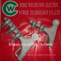 вспомогательное оборудование линии электропередач,струбцина напряжения