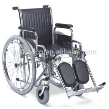 Кожаное кресло для инвалидного кресла для инвалидов W001