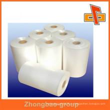 Прозрачная термоусадочная пленка для упаковки